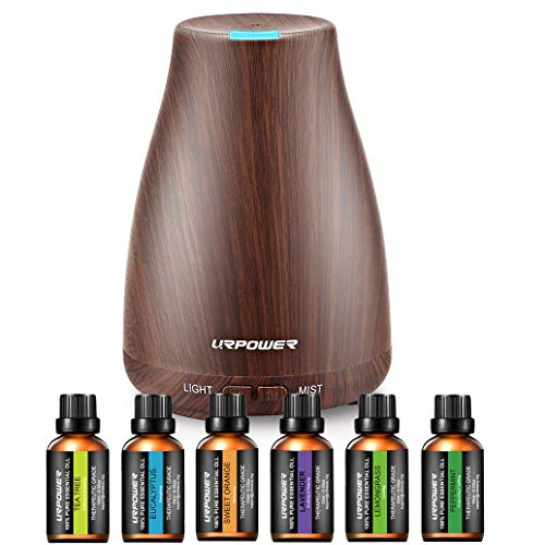 Classic Essential Oil Diffuser with Aromatherapy