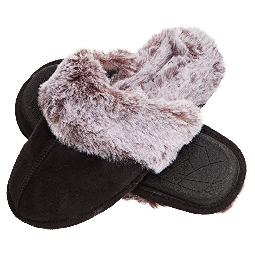 Comfy Faux Fur Slippers