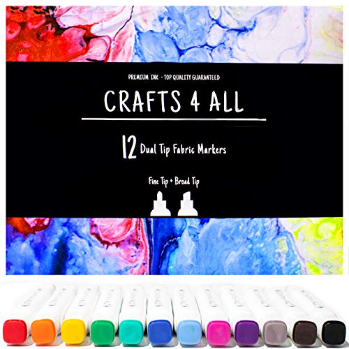 Crafts 4 All Fabric Markers