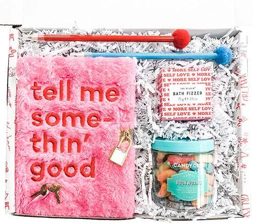 Dear Diary Gift Box