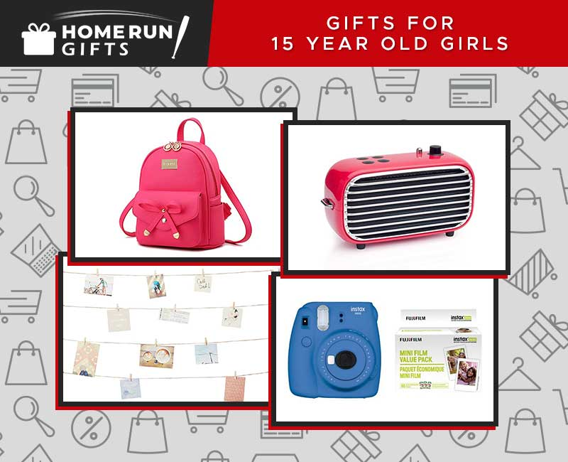 Gifts for 15 Year Old Girls Featured Image