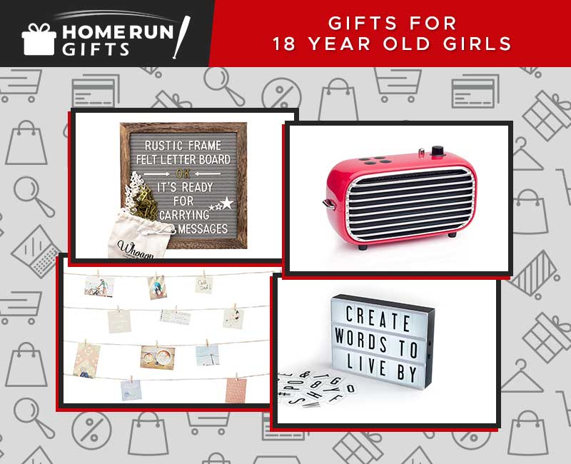 Some of the Best Gifts for 18 Year Old Girls