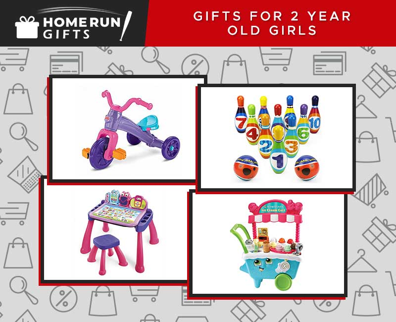 Best Gifts for 2 Year Old Girls Featured Image