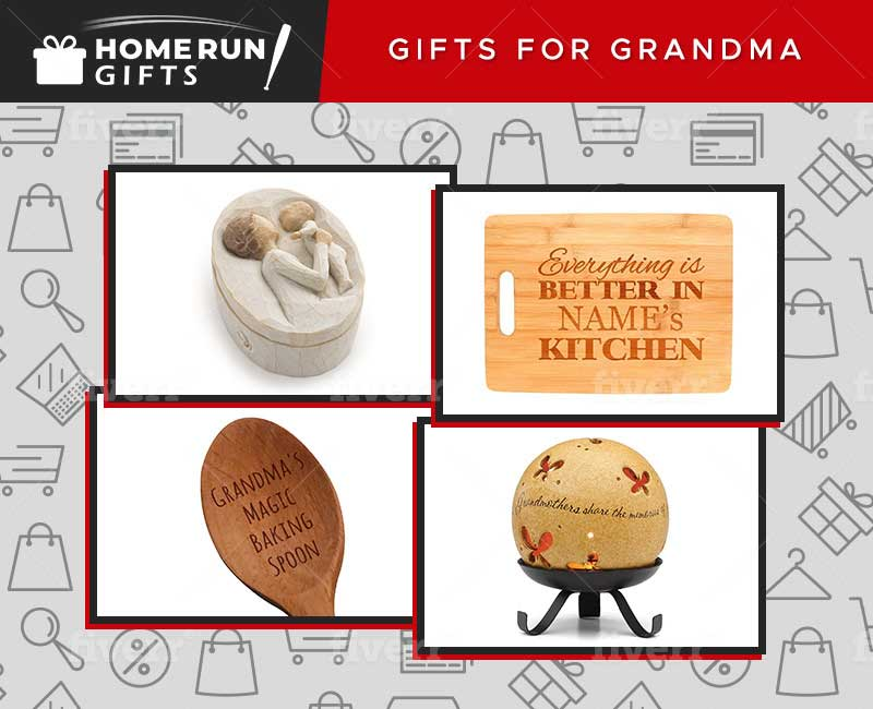 Gifts for Grandma Featured Image