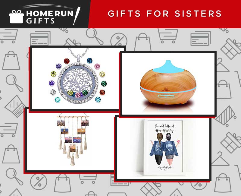 Gifts for Sisters Featured Image