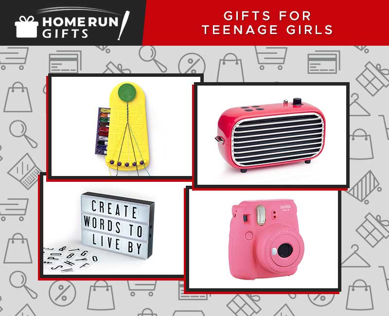 Gifts for Teenage Girls Featured Image