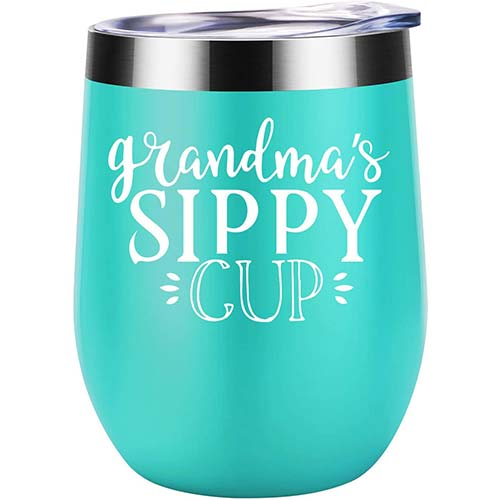 Grandma Sippy Cup