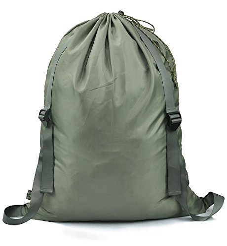 Laundry Bag with Backpack Straps