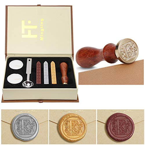 Letter Wax Seal Kit
