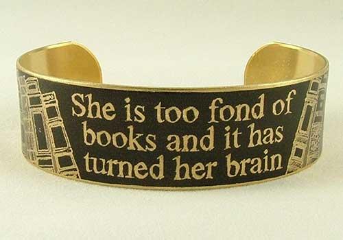 Literary Jewelry