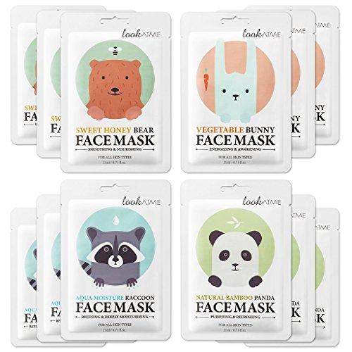 Look At Me Animal Face Masks