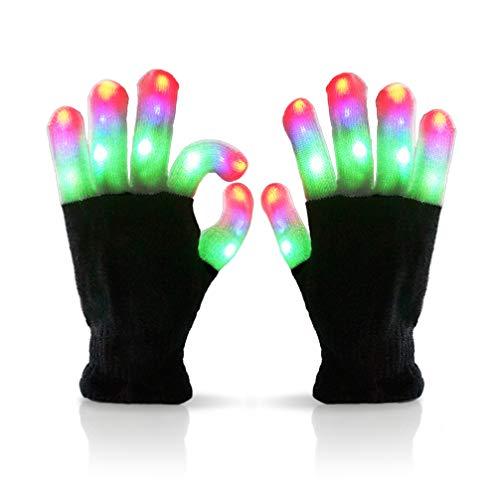 Luwint Flashing Finger Gloves