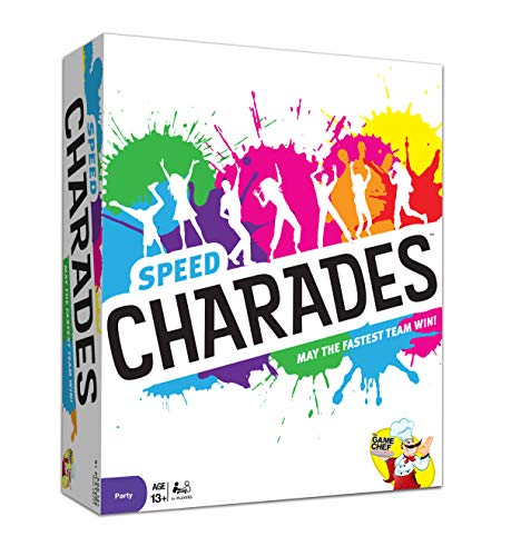 Speed Charades