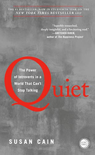 The Power of Introverts in a World That Can't Stop Talking
