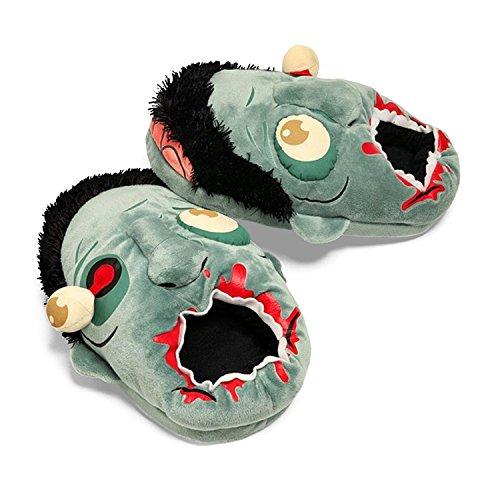 Think Geek Zombie Slippers