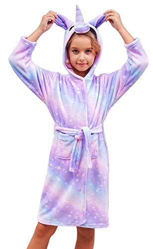 Unicorn Hooded Robe