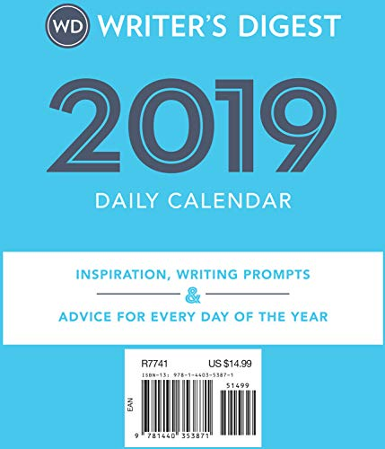 Writer's Digest Literary Calendar