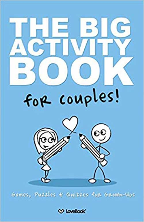 Big Activity Book for Couples