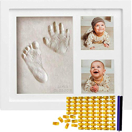 Co Little Baby Handprint and Footprint Kit