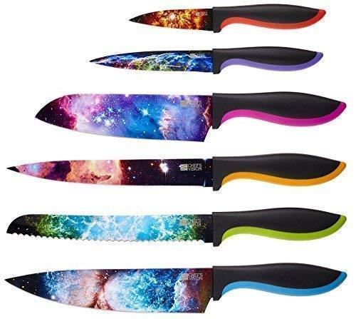 Cosmic Kitchen Knives