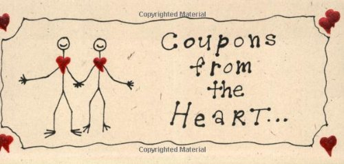 Coupons From The Heart Voucher Book