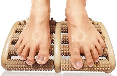 Dual Foot Massager Roller