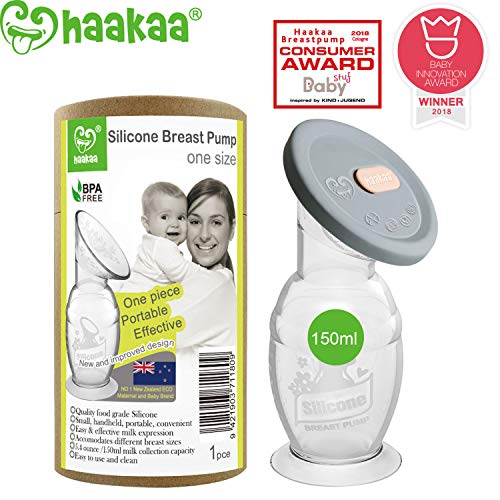 Haakaa Manual Breast Pump