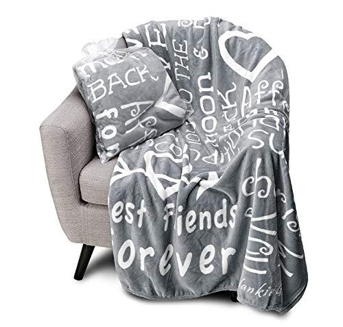 I Love You Throw Blanket