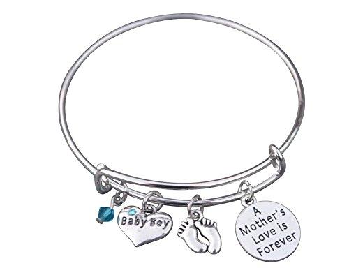 Infinity Charm Mom Bracelet
