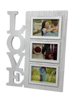 Love Multi-Picture Frame