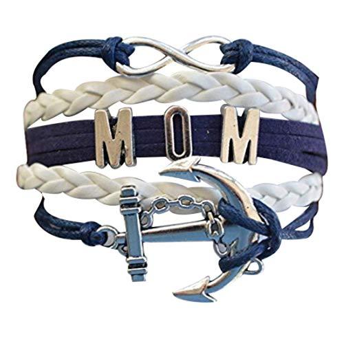 Mom Infinity Bracelet