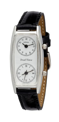 Multiple Time Zone Analog Watch