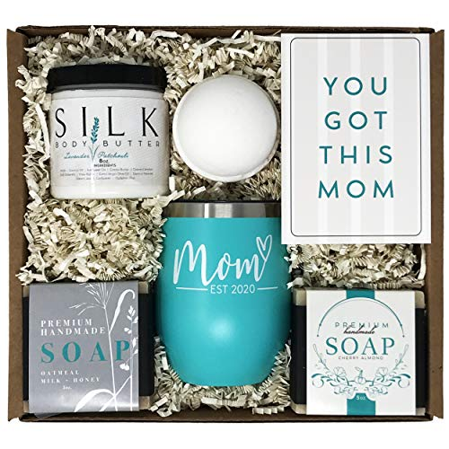 New Mom Spa Gift Box