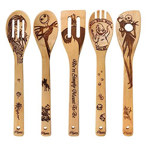 Spooky Spoon Set