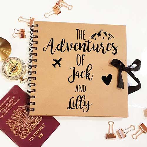 Travel Scrap Book
