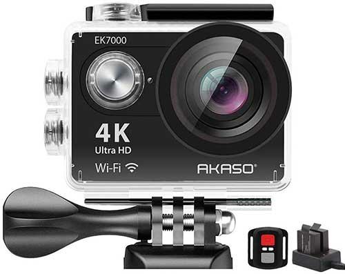 AKASO EX7000 4K Action Cam