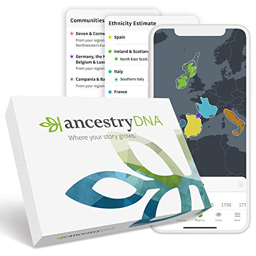 Ancestry DNA Testing Kit
