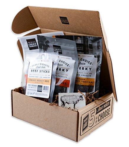 Beef Jerky Gift Box