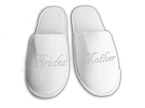 Bride's Mother Slippers