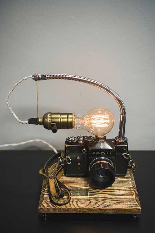 Camera-Lamp