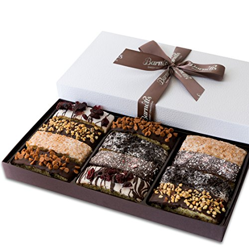 Chocolate Biscotti Gift Set