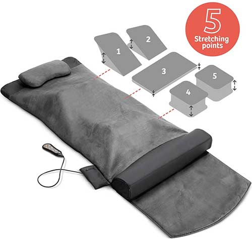 Electric Back Stretching Mat