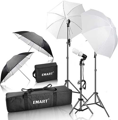 Emart 600W Photo Lighting Kit