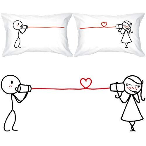 I Love You Pillowcases