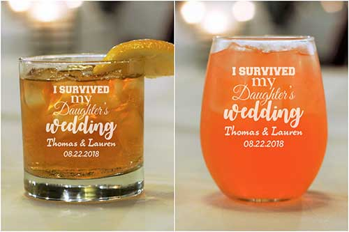 I Survived my Daughters Wedding
