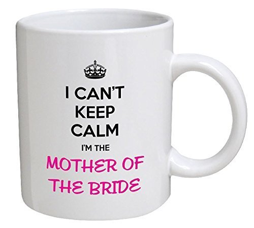 Keep Calm Mother of the Bride Mug