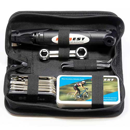 Kitbest Bike Repair Tool Kit