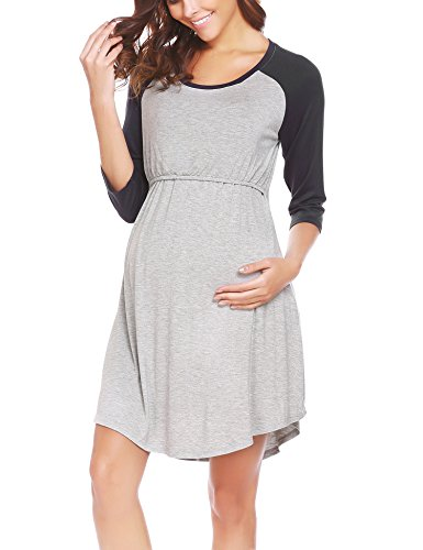 Maternity Night Gown