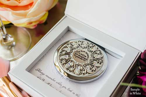Mother of the Bride Compact Mirror