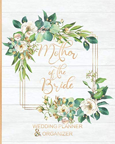 Mother of the Bride Planner and Organizer